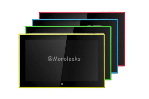 Lumia 2520_Colors2