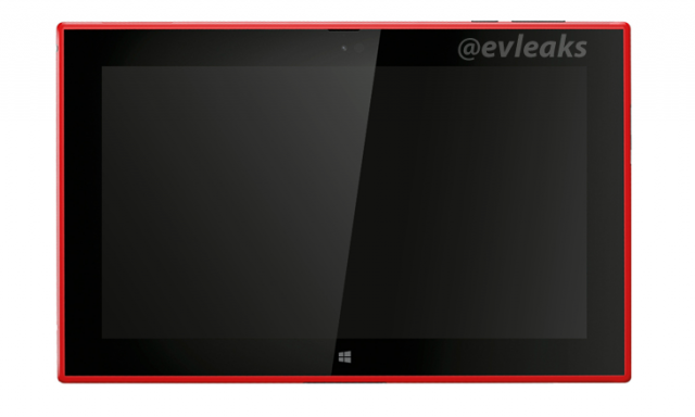Lumia 2520_Red