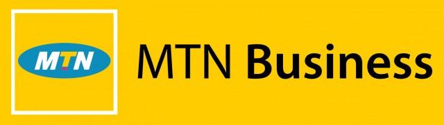 MTN BUSINESS LOGO