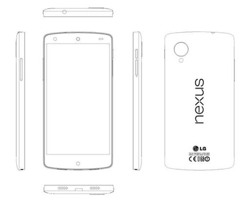 Nexus 5 draft