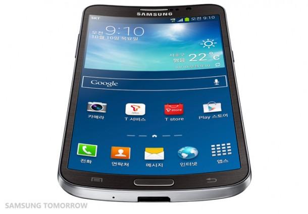 Samsung Galaaxy Round 4