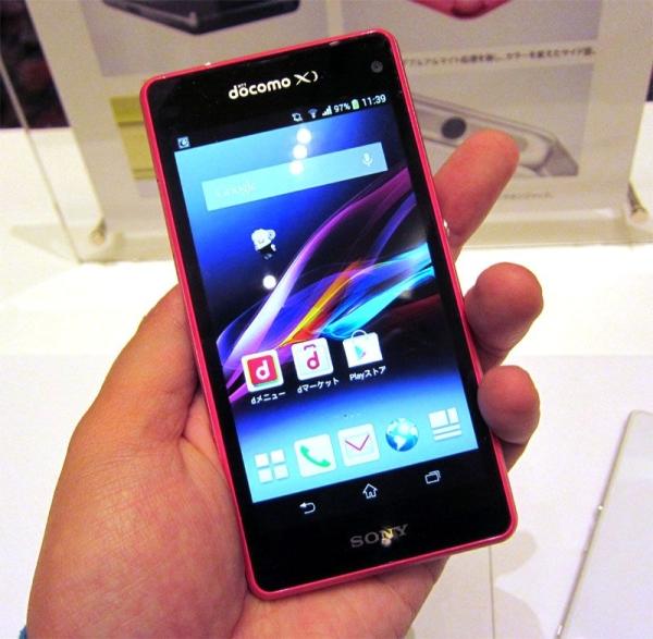 Sony Xperia Z1F-01