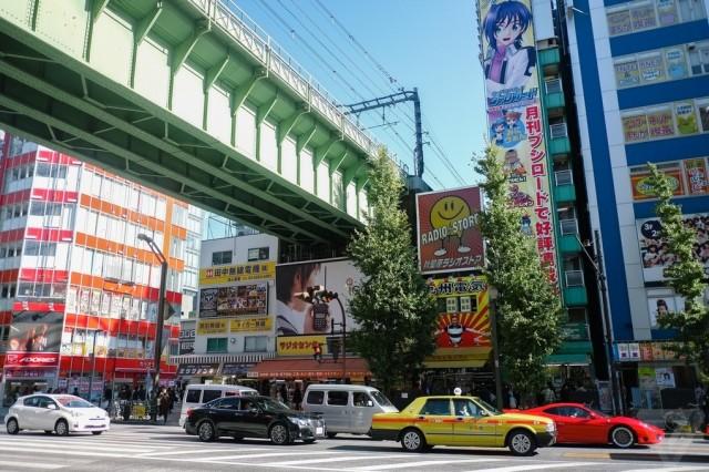 Akihabara Radio Store 03