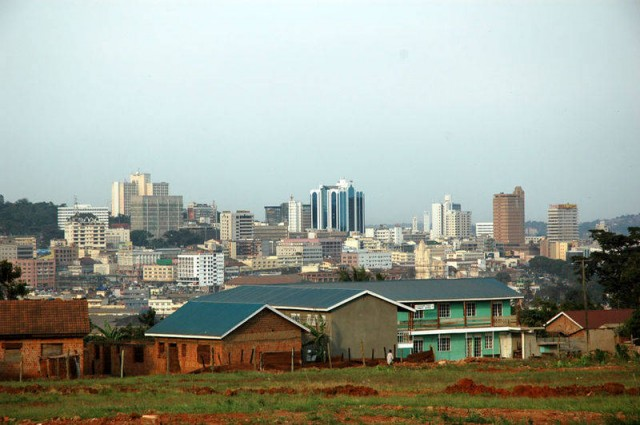 KampalaSkyline