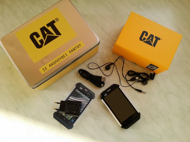 Cat B Aws Review