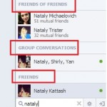 facebook chat with Friends Of Friends