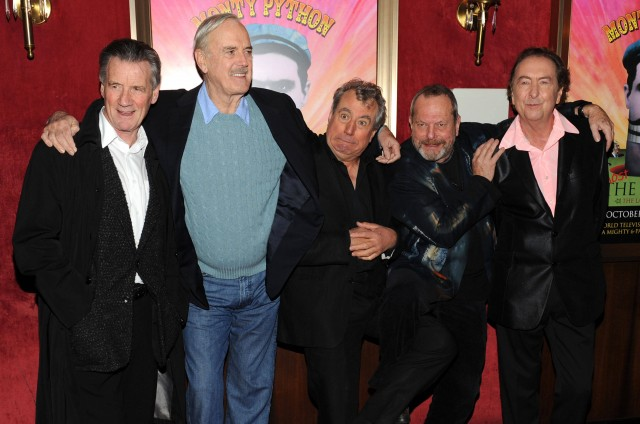 IFC & BAFTA Host Monty Python's 40th Anniversary Event