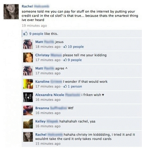 silly or embarrassing social media moments 06