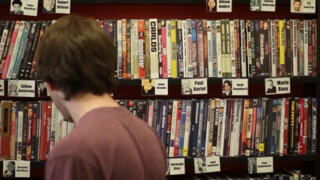 video stores