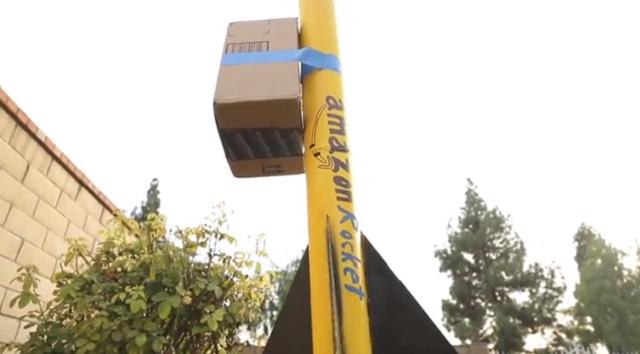 Amazon Rockets