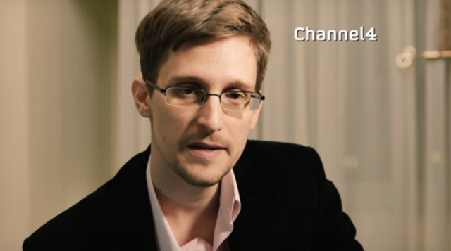 Edward Snowden Channel 4