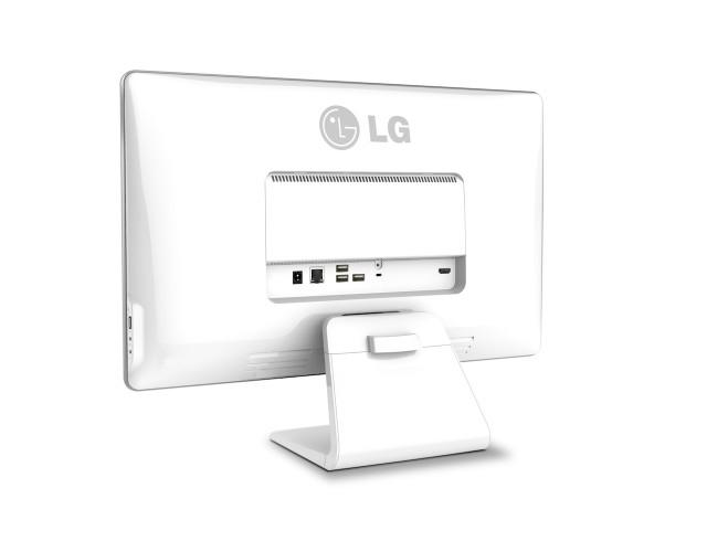 LG Chromebase back