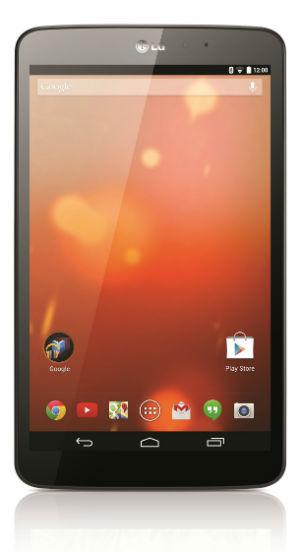 LG G Pad 8.3 Google Play Edition