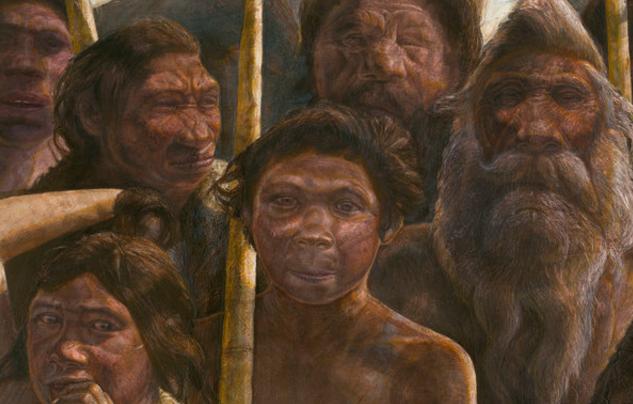 Oldest ever human DNA