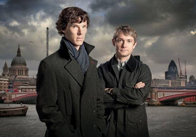 Sherlock-BBC