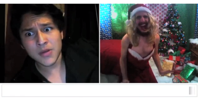 All I Want for Christmas Chatroulette