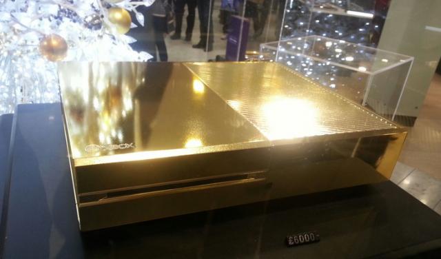 χρυσό Xbox One