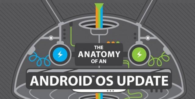 γιατί αργούν οι ενημερώσεις στο Android (infographic)