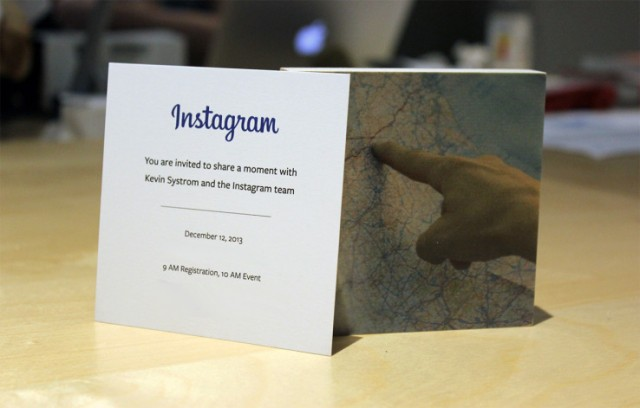 instagram event december 2013
