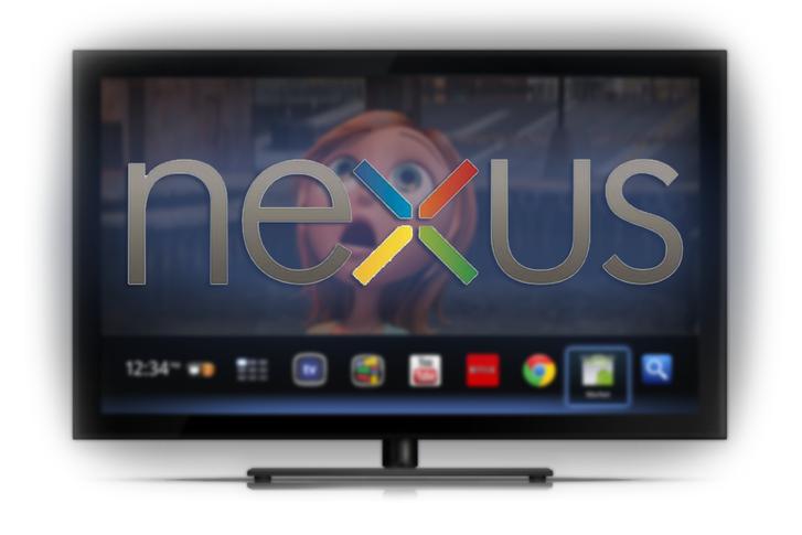 Nexus TV έρχεται από την Google μέσα στο 2014