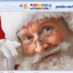 santa-claus-ms-paint