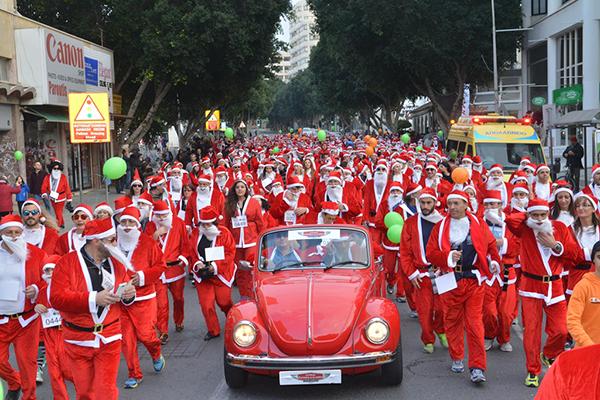 santa run 1