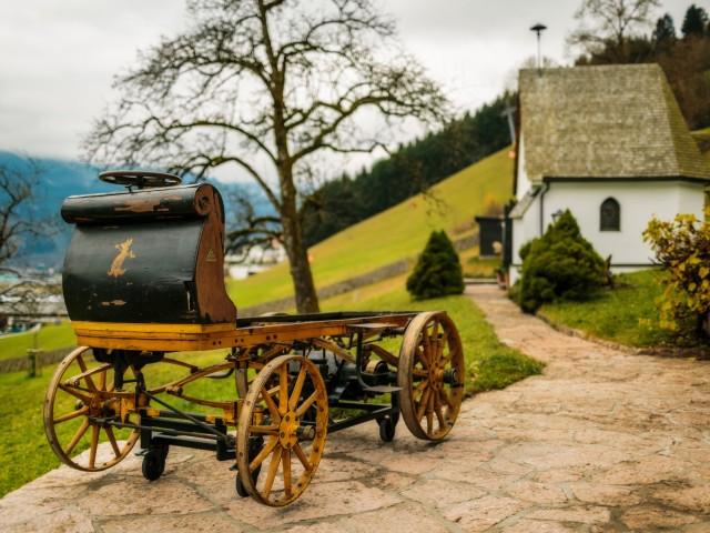 Ferdinand Porsche Egger-Lohner electric vehicle 01