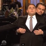 Jonah Hill SNL Monologue with Leonardo DiCaprio