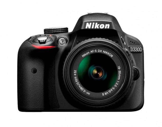 Nikon D3300 1