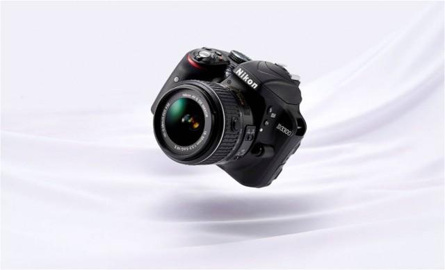 Nikon D3300 3