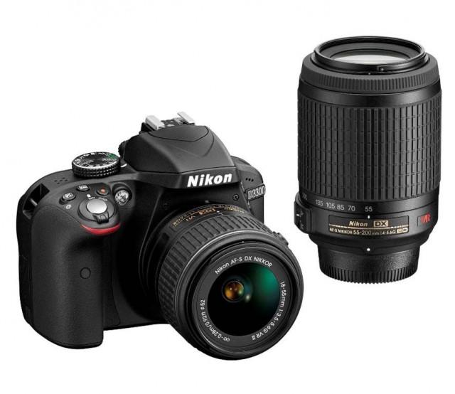 Nikon D3300 5