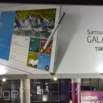 Samsung Galaxy Note Pro leaked