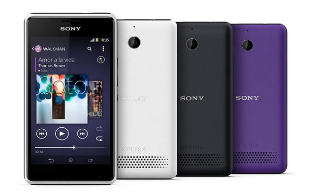Sony Xperia E1 02