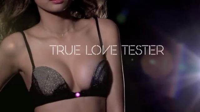 True Love Tester Magic Bra