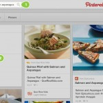 pinterest recipes search