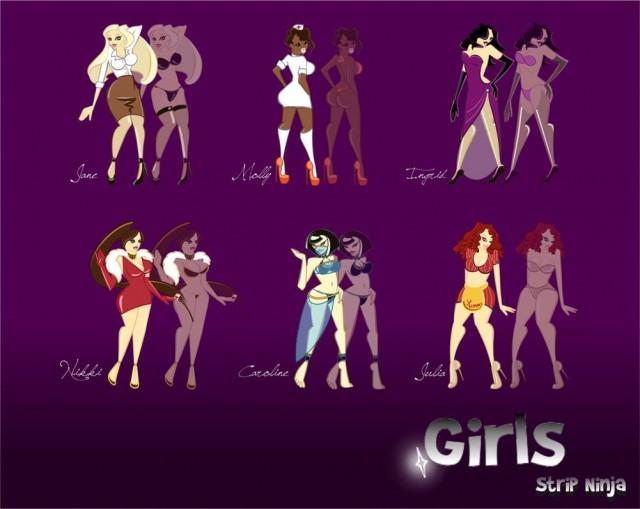 strip_ninja__girls