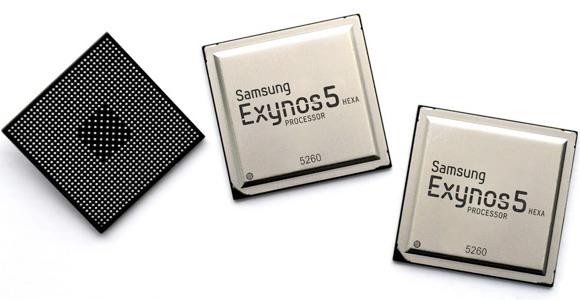 Exynos 5260 Hexa