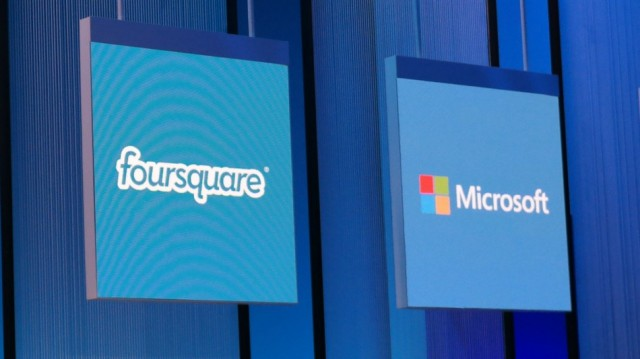 Foursquare-Microsoft