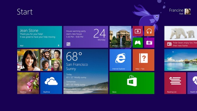 Microsoft Spring Windows 8.1 Update