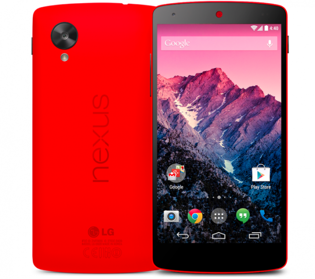Red Nexus 5 01