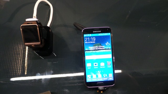 Samsung Galaxy S5 digitallife-gr-MWC 2014