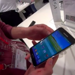 Samsung Galaxy S5 second hands-on video digitallife-gr
