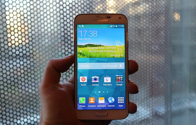 Samsung Galaxy S5 special leak