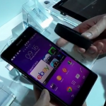 Sony Xperia Z2 hands-on MWC 2014