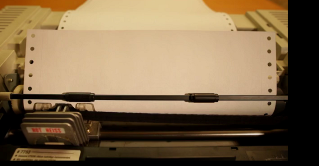 dot-matrix-printer-eye-of-the-tiger