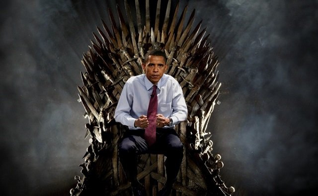 Barack Obama - Game of Thrones