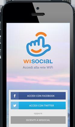wisocial social wifi marketing