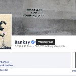 banksy-verified-facebook