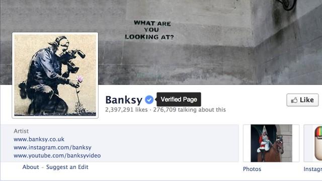 banksy-verified-facebook