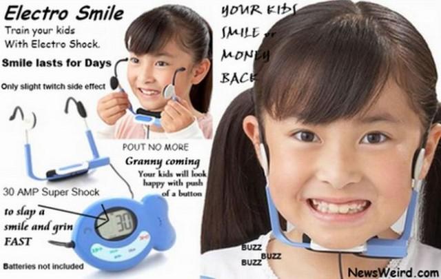 electro-smile